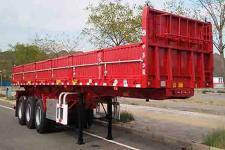 华骏10米33吨3轴自卸半挂车(ZCZ9401ZZXBYK)