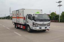 国六东风多利卡D6_4米1危险品厢式运输车价格13635739799
