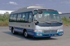 6.6米 10-23座晶马纯电动城市客车(JMV6660GRBEV2)