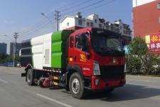 国六重汽洗扫车