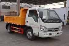 国六福田自卸式垃圾车在那里买厂家直销 厂家价格 来电送福利 15271341199