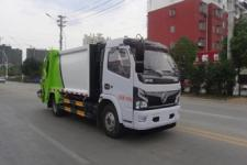 国六东风多利卡压缩式垃圾车厂家报价表