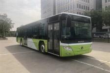 12米|23-44座福田插电式混合动力城市客车(BJ6123SHEVCA-2)图片