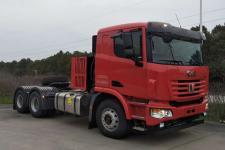 集瑞联合牌QCC4252D654HEV型混合动力牵引汽车图片