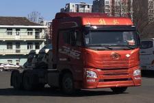 解放牌CA4250P25F1T1E6A80型双燃料牵引汽车图片
