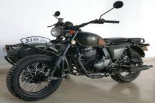 鑫源牌XY500B-A型边三轮摩托车图片