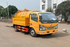 神狐牌HLQ5041GQWE6型清洗吸污車價格 188 7299 7402