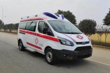 国六江铃福特V362汽油型救护车