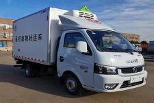 國六東風小型醫療廢物轉運車多少錢