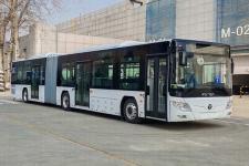 福田牌BJ6160SHEVCA-3型插电式混合动力铰接城市客车图片