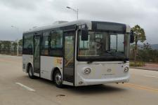 6米|10-16座广客纯电动城市客车(GTZ6605BEVB)