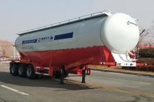 通亚达10.2米31.3吨3轴中密度粉粒物料运输半挂车(CTY9401GFLDB)