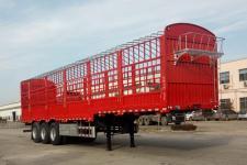 梁山宇翔12米33吨3轴仓栅式运输半挂车(YXM9400CCYE)