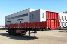 梁山宇翔12米31.5吨3轴自卸半挂车(YXM9400Z)