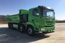 开沃牌NJL3310ZHJBEV型纯电动自卸车图片