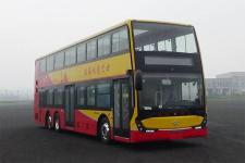 12.8米|66-74座广通纯电动双层城市客车(GTQ6131BEVST6)图片