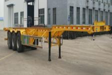 宇畅14米35.2吨3轴集装箱运输半挂车(YCH9401TJZE)