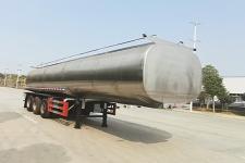 程力威12.6米31.8吨3轴鲜奶运输半挂车(CLW9400GNY)