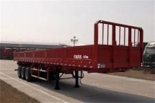 华宇达12.5米32.2吨3轴自卸半挂车(LHY9402ZZX)