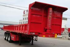 中梁宝华10米30.5吨3轴自卸半挂车(YDA9402Z)