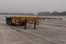 腾运12.5米34.5吨3轴集装箱运输半挂车(LLT9400TJZ)