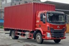 东风柳汽国五单桥厢式运输车160-271马力5-10吨(LZ5160XXYM3AB)