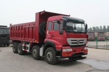 斯达-斯太尔前四后八自卸车国五280马力(ZZ3311N366GE1)