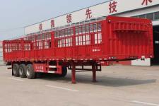 庄宇12米33吨3轴仓栅式运输半挂车(ZYC9400CCY)