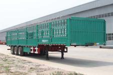 庄宇12米33吨3轴仓栅式运输半挂车(ZYC9401CCY)