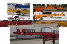 庄宇牌ZYC9402TJZ型集装箱运输半挂车图片