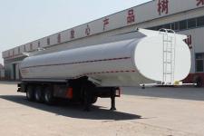 庄宇11.8米31.2吨3轴液态食品运输半挂车(ZYC9400GYS)