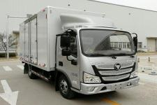 福田欧马可国五单桥厢式运输车110-203马力5吨以下(BJ5045XXY-F2)