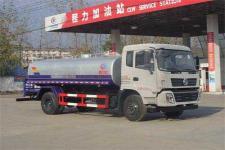 东风新款15吨洒水车多少钱-洒水车