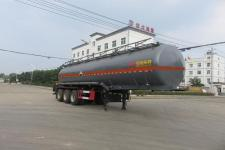 特运11.4米32吨3轴腐蚀性物品罐式运输半挂车(DTA9403GFWA)