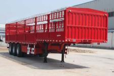 庄宇10.5米34吨3轴仓栅式运输半挂车(ZYC9400CCYE)