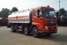 国五东风天锦小三轴15吨18吨油罐车运油车