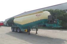 江淮扬天8.7米32.5吨3轴中密度粉粒物料运输半挂车(CXQ9405GFLB)