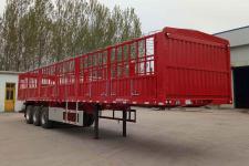 新欣鑫馨12米33.3吨3轴仓栅式运输半挂车(LKD9400CCY)