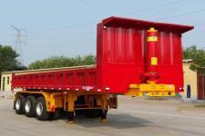 恒通梁山8米32.3吨3轴自卸半挂车(CBZ9400ZXH)