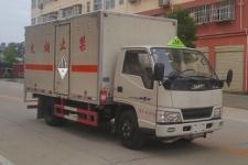 国五江铃国五杂项危险物品厢式运输车