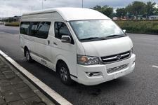 10-15座大马HKL6540QE轻型客车图片