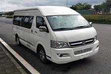 10-15座大马HKL6540QEB轻型客车图片