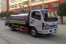 东风多利卡国六5方绿化喷洒车