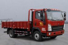 豪沃国六单桥货车184马力4135吨(ZZ1087H3315F183)