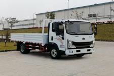 豪曼国六单桥货车160马力6550吨(ZZ1118G17FB0)