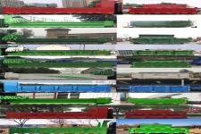 王牌牌CDW2041H1A5型越野自卸汽車圖片