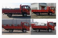 豪沃牌ZZ1107H3315F1型载货汽车图片