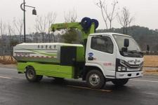 东风国六清淤车厂家促销价格