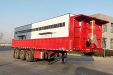 轩畅9.1米31.5吨3轴自卸半挂车(JFH9400ZHX)