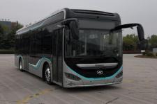 12米|21-46座海格纯电动城市客车(KLQ6126GAEVN1)